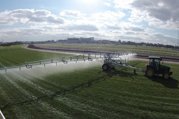Race Course Irrigation